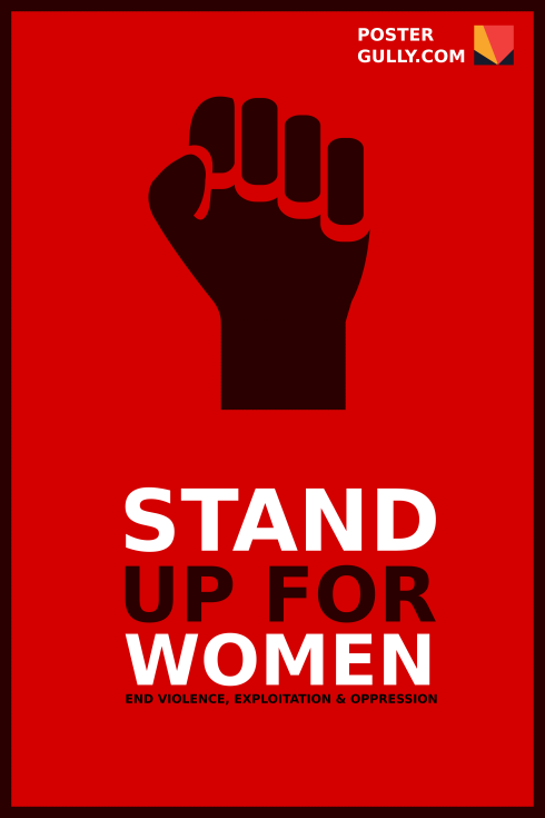 Stand Up. Stop Rape