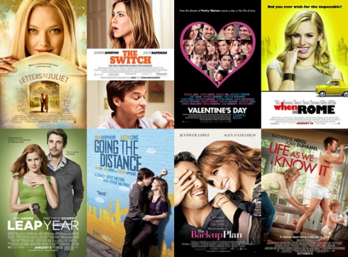 Life-lessons from Hollywood Rom-Coms