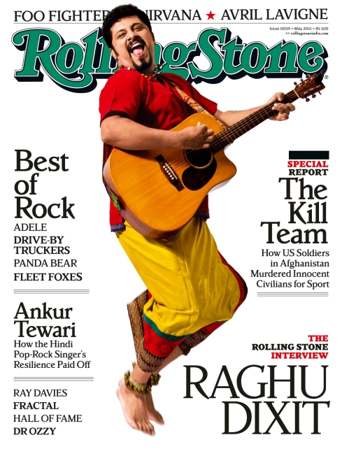 5 Things You Didn't Know About Raghu Dixit