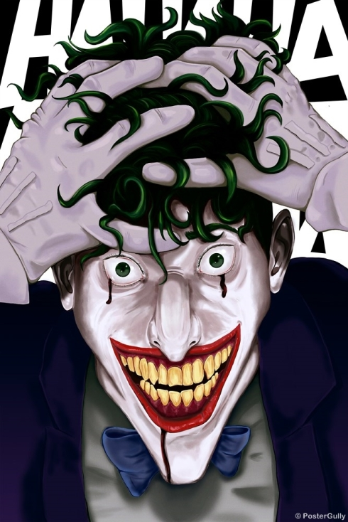 Five Awesome (and Terrifying) Joker Quotes