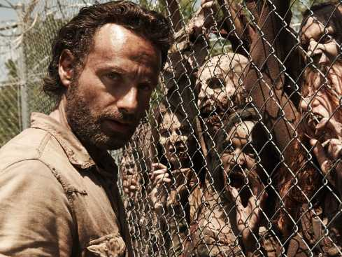 (3) the walking dead