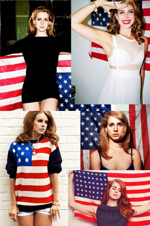 9) She loves her country