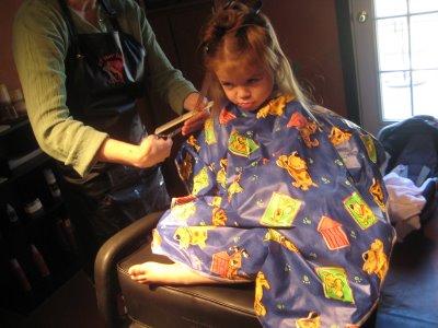 First Haircut 017