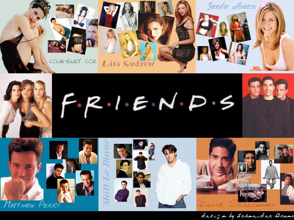 friends collage wallpaper - photo #23