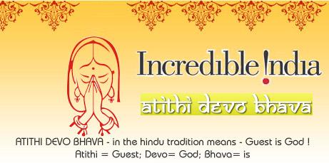 Atithi Devo Bhava In Hindi Essay On Environment