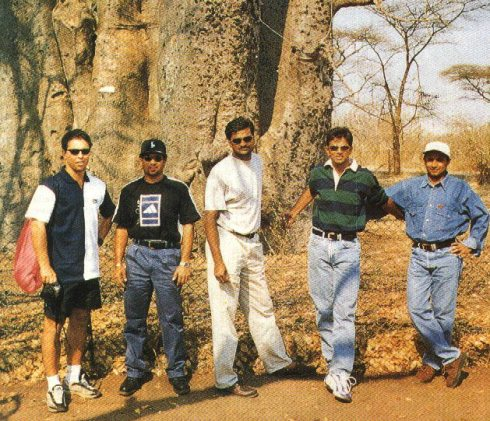 unseen pic of sachin
