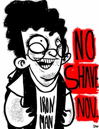 No Shave November - NGPS3810 (Copy)