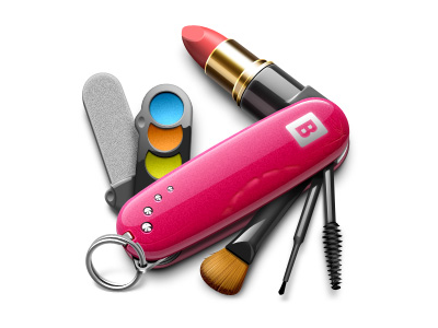 Miss Amp Regret Postergully Women Make Up Swiss Army Knife