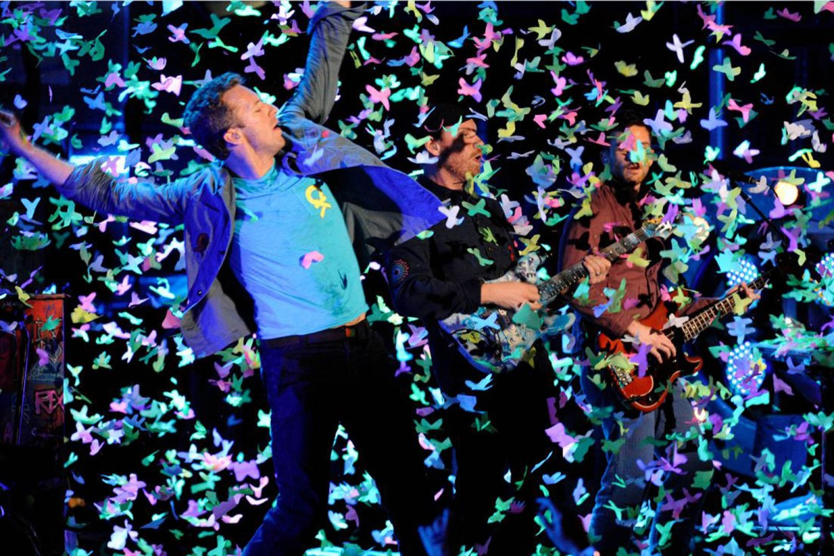 7 Things you didn't know about Coldplay