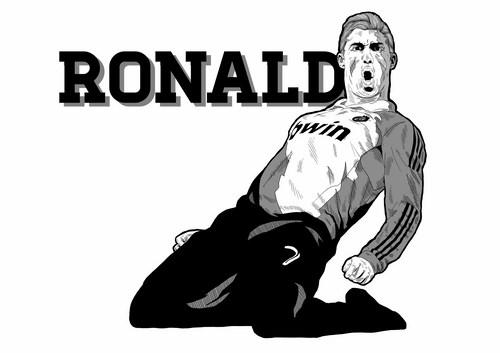 Cristiano Ronaldo Artwork  By Manu - NGPS3858 (Copy)
