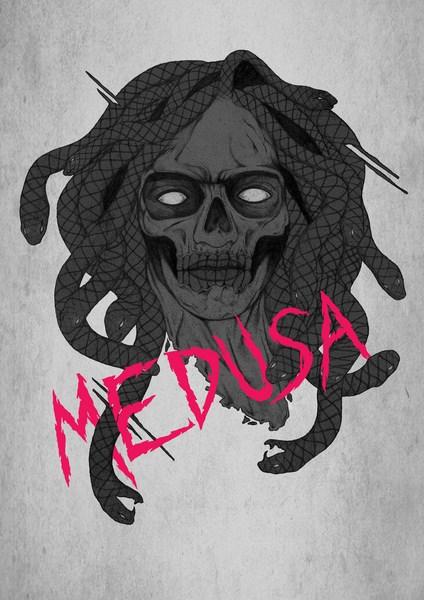 Medusa Artwork - NGPS3854 (Copy)
