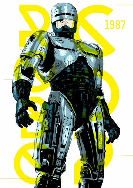 Robocop 1987 - NGPS3847 (Copy)